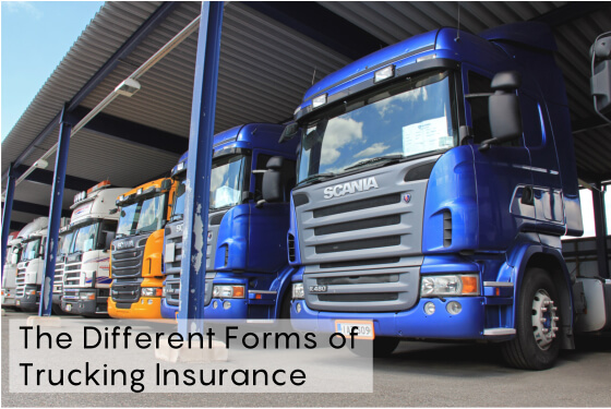 Forms-of-Trucking-Insurance