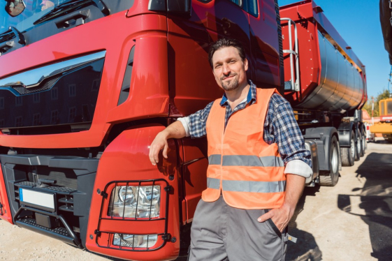 Healthy Habits for Commercial Truck Driver